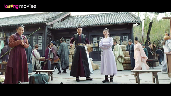 'Thâu tâm họa sư' tập 21: Lý Hoằng Bân đội mưa đội gió đi tìm vợ, Hùng Hi Nhược thú nhận đã thích anh 3