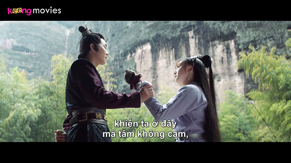 'Thâu tâm họa sư' tập 21: Lý Hoằng Bân đội mưa đội gió đi tìm vợ, Hùng Hi Nhược thú nhận đã thích anh 4