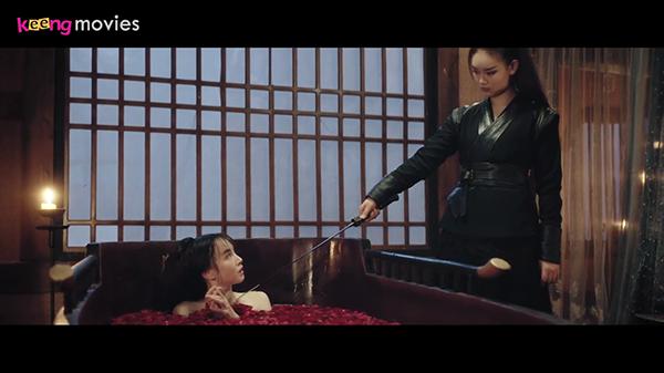 'Thâu tâm họa sư' tập 21: Lý Hoằng Bân đội mưa đội gió đi tìm vợ, Hùng Hi Nhược thú nhận đã thích anh 9