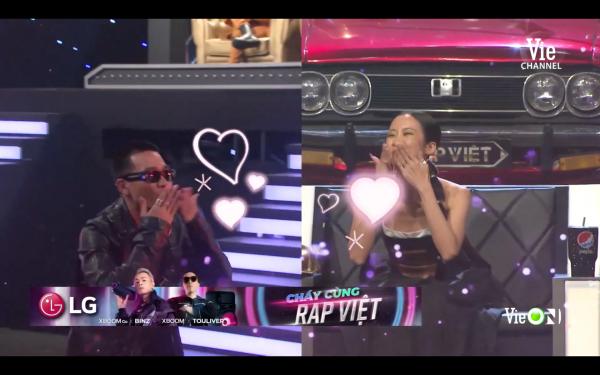 Rap Việt tập 12: Wowy bị nghi ngờ mượn váy của Suboi mặc 3