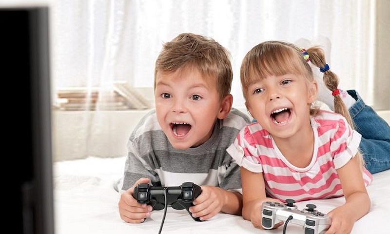 Chơi game có ý nghĩa trong việc điều trị cho bệnh nhi mắc ung thư.