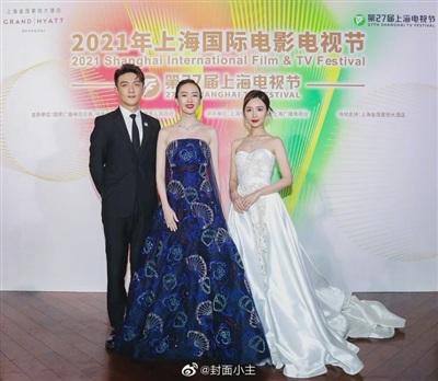 2/3 nữ diễn viên chính thuộc 30 chưa phải là hết đều được đề cử Bạch Ngọc Lan năm nay. Đứng cạnh Tống Dao là Mao Hiểu Đồng.