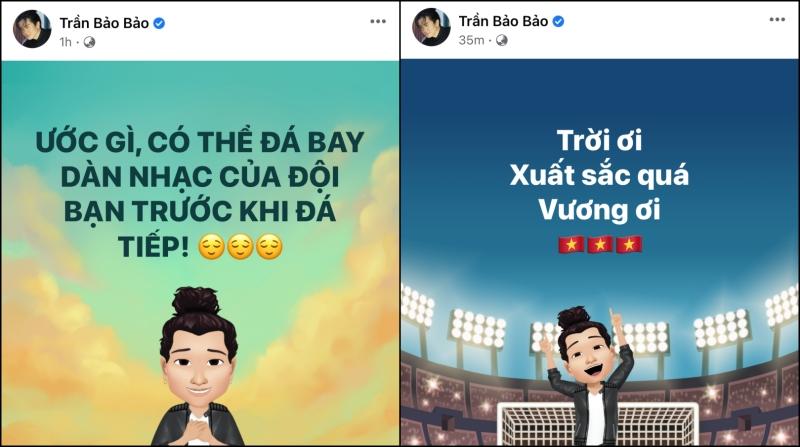 Sau trận Việt Nam - UAE: Á hậu Thúy Vân phán 'không công bằng', Phan Mạnh Quỳnh bóc phốt 'quả nhạc lạ' của đội bạn 5