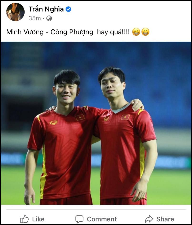 Sau trận Việt Nam - UAE: Á hậu Thúy Vân phán 'không công bằng', Phan Mạnh Quỳnh bóc phốt 'quả nhạc lạ' của đội bạn 7