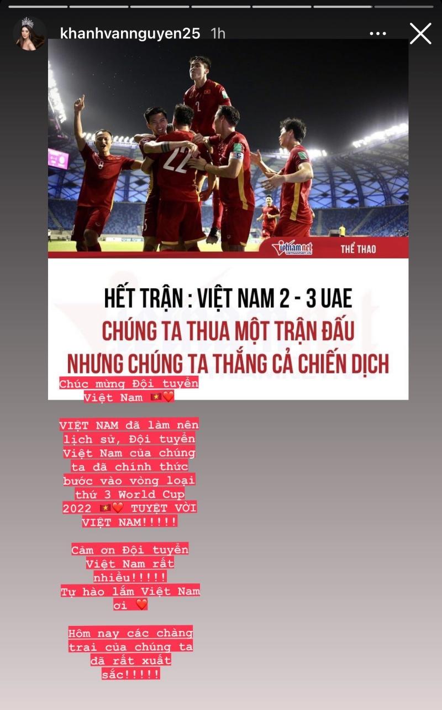 Sau trận Việt Nam - UAE: Á hậu Thúy Vân phán 'không công bằng', Phan Mạnh Quỳnh bóc phốt 'quả nhạc lạ' của đội bạn 10