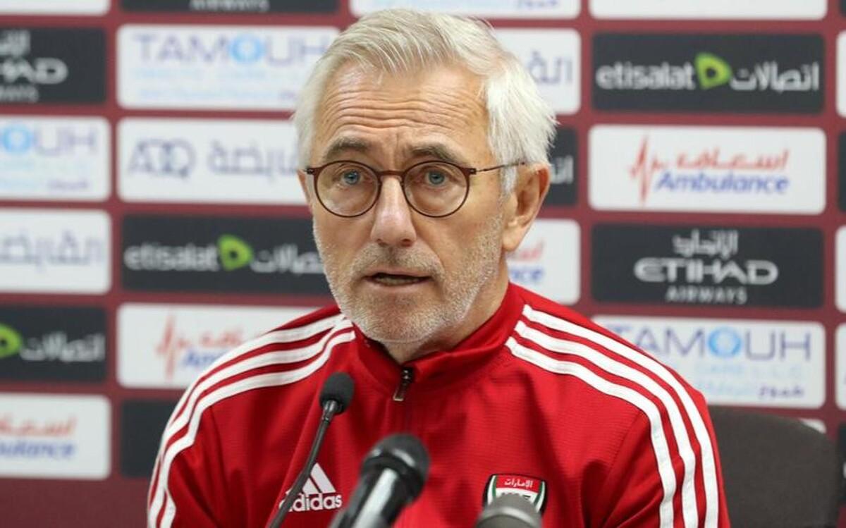 HLV UAE: 'Chúng tôi luôn chơi bóng đỉnh cao và đã có một trận quá hay' 0