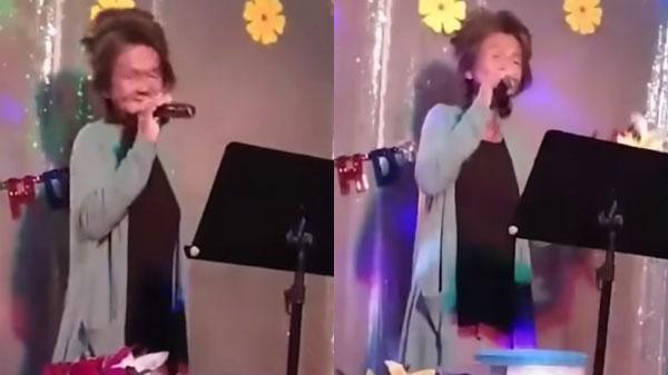 Kim Ngân bất ngờ lên sân khấu trình diễn sau 20 năm hóa điên nhưng có một chi tiết khiến dân mạng bức xúc 0