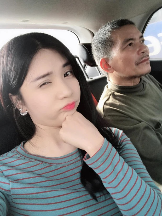 Thanh Bi và bố