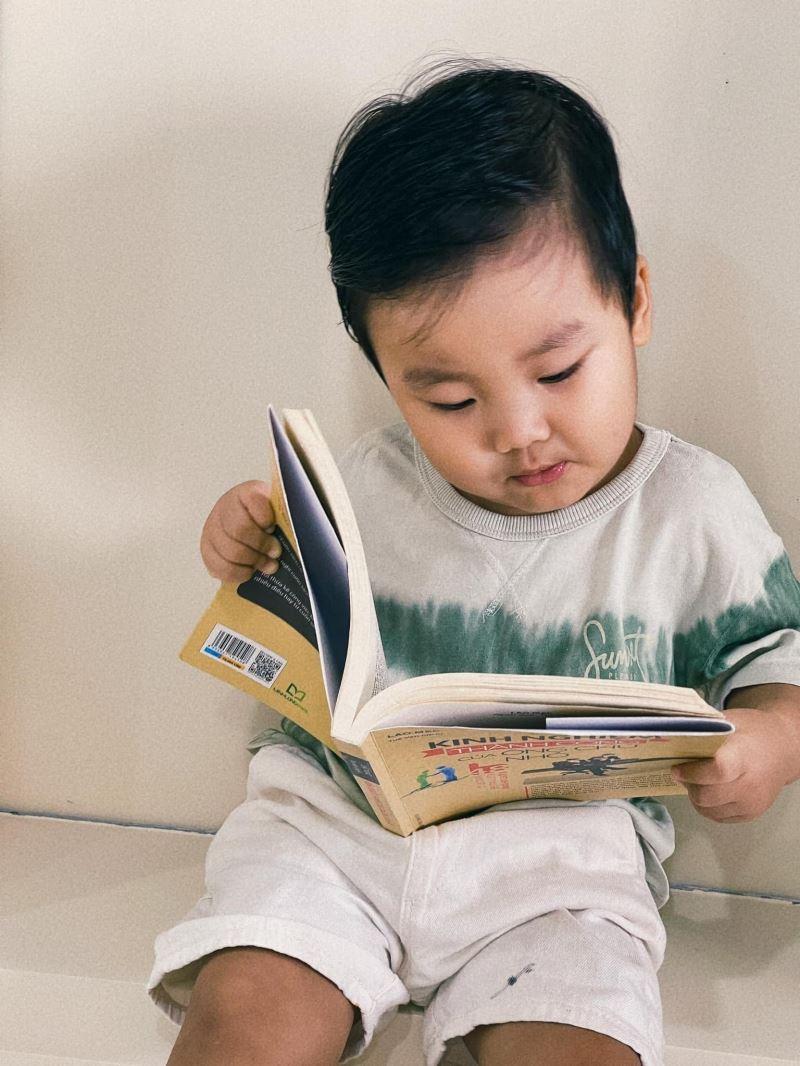 Con trai Hòa Minzy tên Nguyễn Minh Thiên Ân.