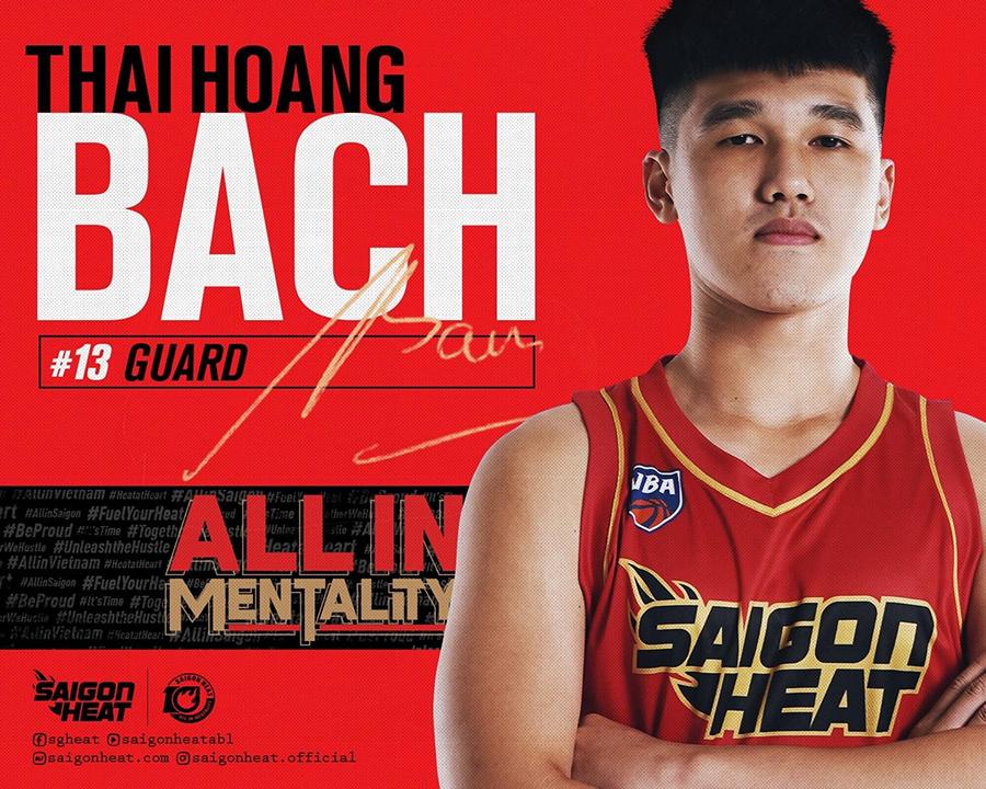 Thái Hoàng Bách - Saigon Heat