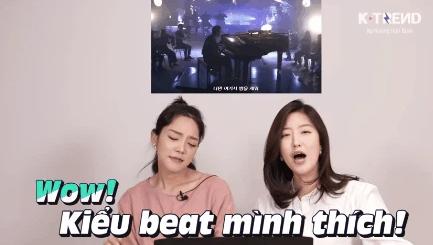 Giáo viên thanh nhạc Hàn Quốc phấn khích tột độ khi reaction The Playah của Soobin 3