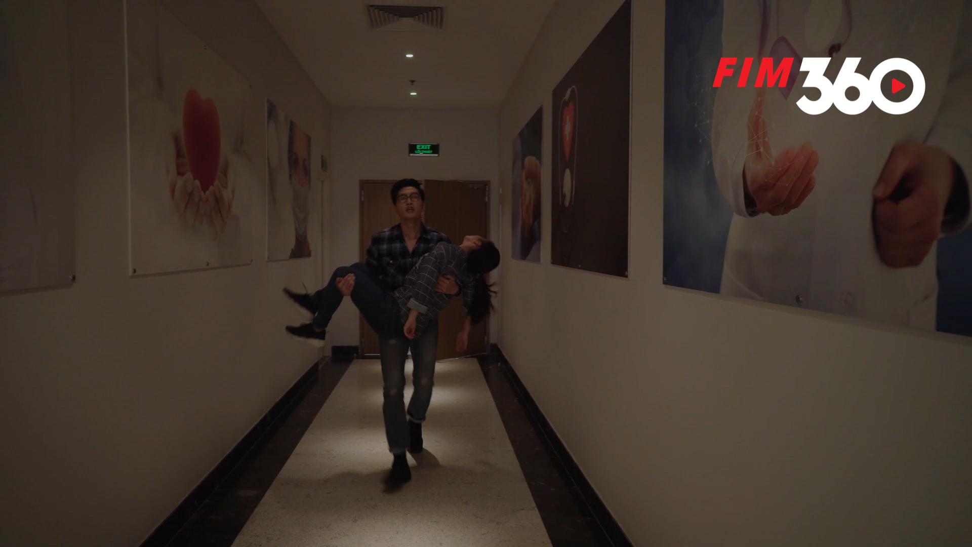 Hân bất ngờ ngất xỉu, Bảo tha thiết mong 'bạn gái' đừng rời đi trong tập 36 'Mặt nạ hạnh phúc' 3