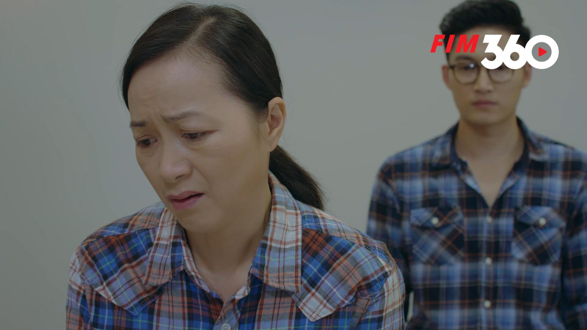 Hân bất ngờ ngất xỉu, Bảo tha thiết mong 'bạn gái' đừng rời đi trong tập 36 'Mặt nạ hạnh phúc' 6