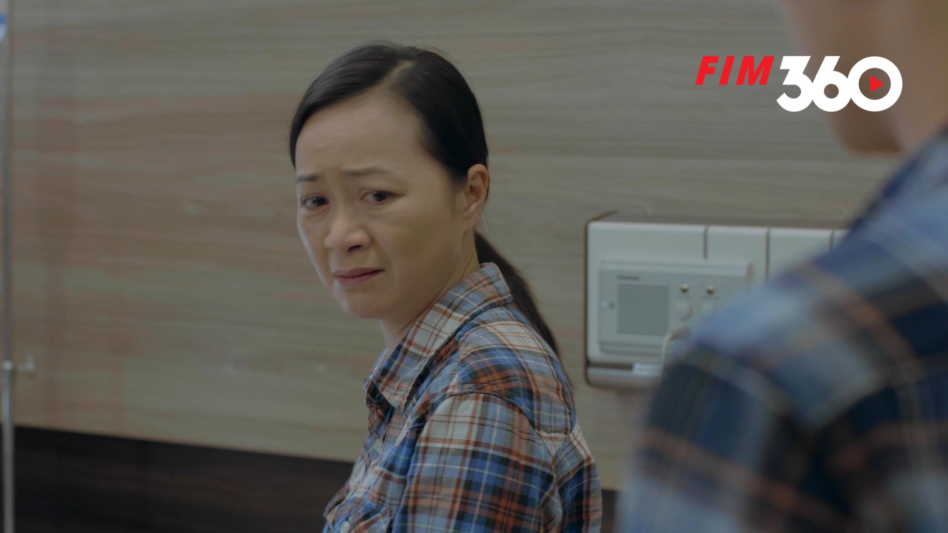 Hân bất ngờ ngất xỉu, Bảo tha thiết mong 'bạn gái' đừng rời đi trong tập 36 'Mặt nạ hạnh phúc' 7