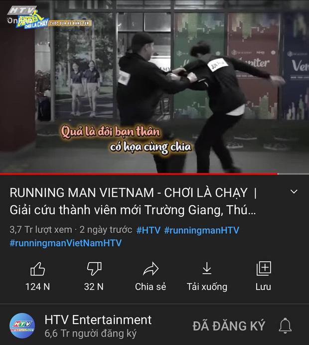Rộ tin ekip 'Running Man Vietnam' mùa 2 mâu thuẫn với nhà đài HTV, kêu gọi fan Jack cày view 1