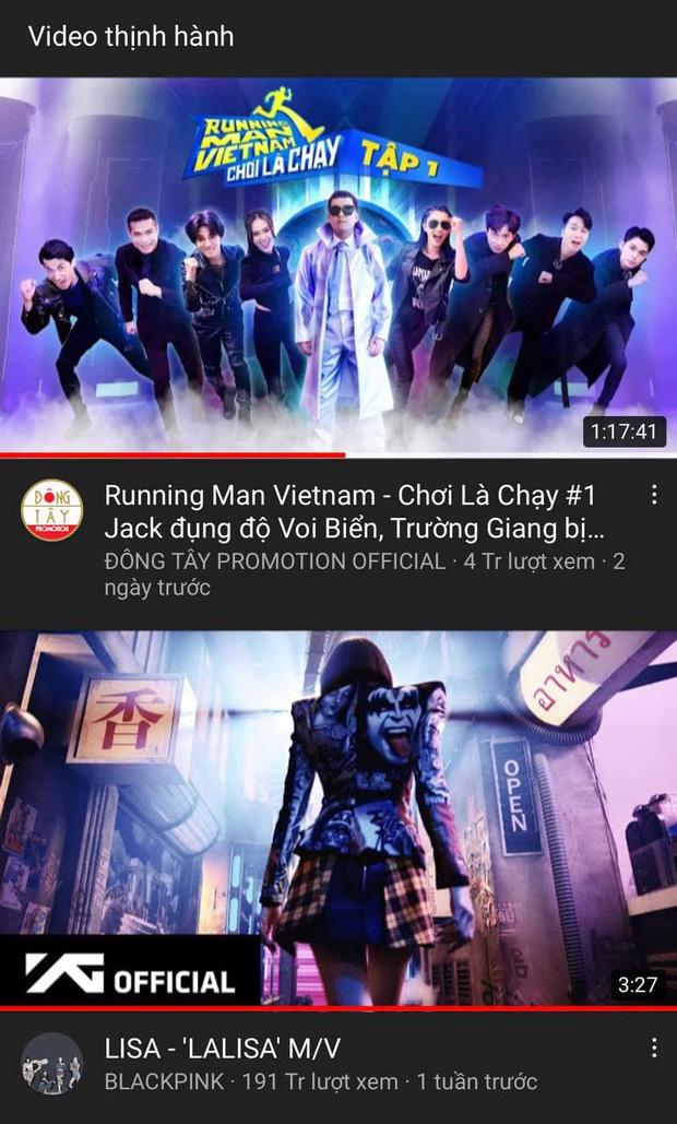 Running Man Vietnam hiện đangđược chiếu ở nhiều kênh khác nhau trên YouTube.