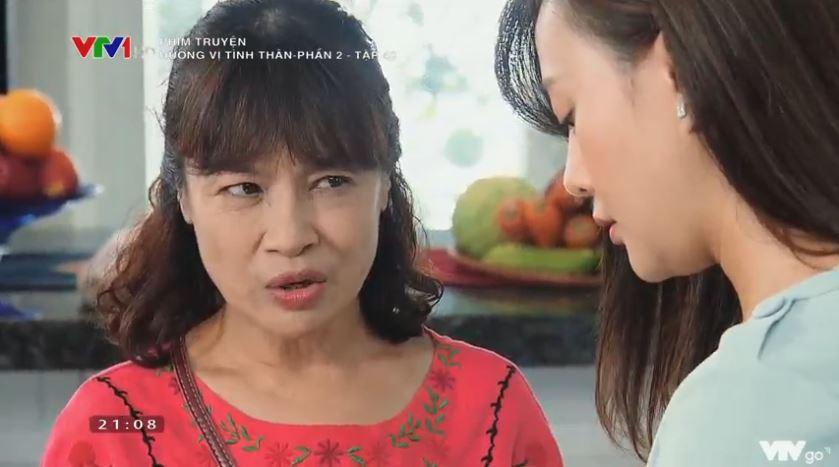 'Hương vị tình thân' tập 40 (p2): Huy cạn lời khi bà Sa hành xử quá độc ác và tham lam 0