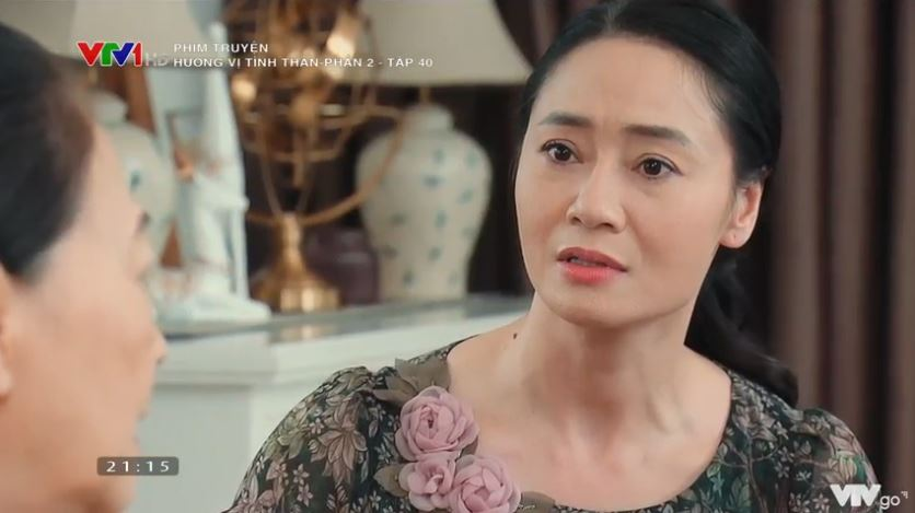 'Hương vị tình thân' tập 40 (p2): Huy cạn lời khi bà Sa hành xử quá độc ác và tham lam 8