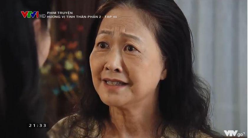 'Hương vị tình thân' tập 40 (p2): Huy cạn lời khi bà Sa hành xử quá độc ác và tham lam 21