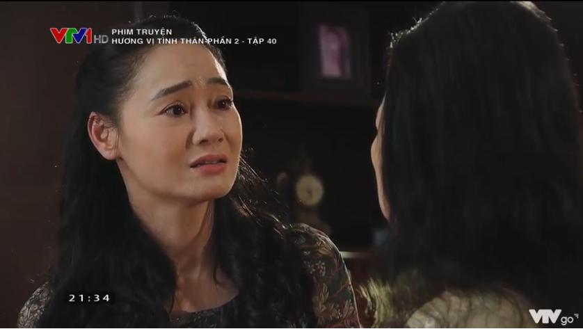 'Hương vị tình thân' tập 40 (p2): Huy cạn lời khi bà Sa hành xử quá độc ác và tham lam 22