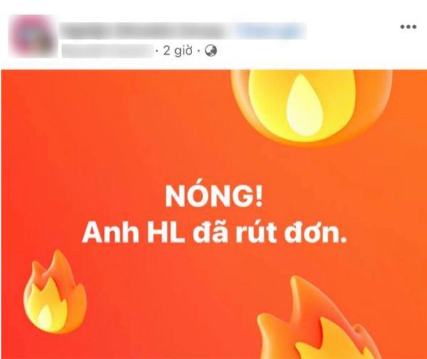 Xôn xao thông tin nghệ sĩ Hoài Linh rút đơn kiện bà Phương Hằng 1