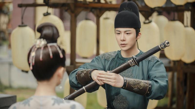 Đóng nhiều phim từ trước nhưng đến Trường Ca Hành, Lưu Vũ Ninh mới được công nhận trong vai trò ca sĩ.