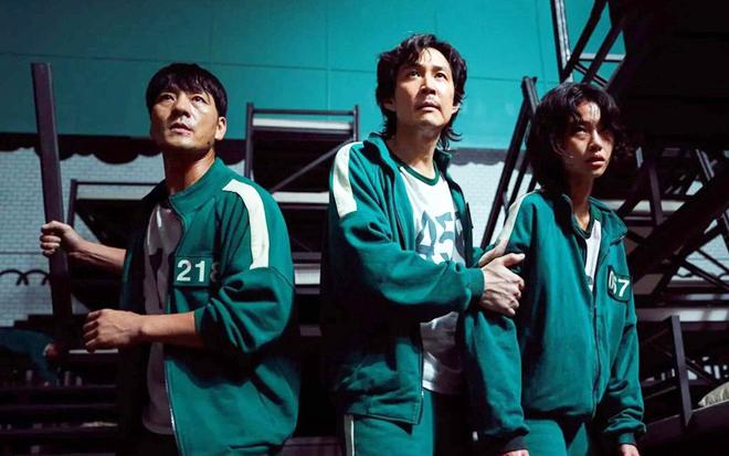 Người Việt xuất hiện trong credit kỹ xảo hình ảnh phim cuộc chiến sinh tồn 'Squid Game', netizen lại lần nữa 'nức mũi tự hào' 3