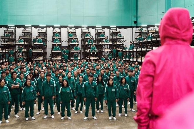 Người Việt xuất hiện trong credit kỹ xảo hình ảnh phim cuộc chiến sinh tồn 'Squid Game', netizen lại lần nữa 'nức mũi tự hào' 1