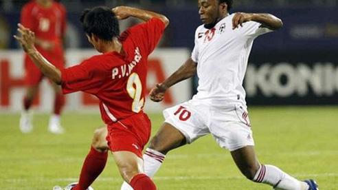 Sống lại khoảnh khắc bùng nổ khi Việt Nam hạ gục UAE tại Asian Cup 2007
