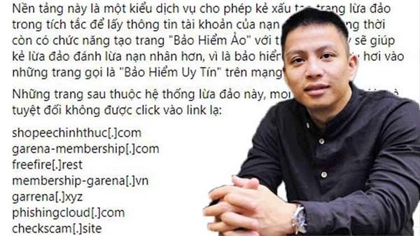 Hiếu PCtiếp tục'điểm mặt, chỉ tên' hàng lọat các trang web lừa đảo game thủ Việt