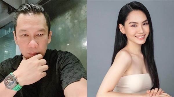 Chồng cũ Lệ Quyên im lặng trước tin đồn yêu Cẩm Đan nhưng lại nhanh chóng lên tiếng khi bị nghi hẹn hò Top 5 Hoa hậu Việt Nam