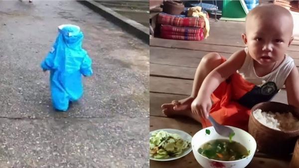 Bố cậu bé 3 tuổi mắcung thư võng mạc vừa hết cách ly ở Viện K: những bữa cơm không thịt và ước mơ con sớm khỏi bệnh