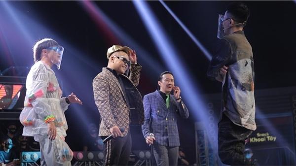 Tập 1 chưa hạ nhiệt, tập 2 Rap Việt tiếp tục đạt Top 1 Trending YouTube sau 12 giờ công chiếu