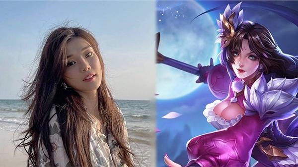 Hoàng Yến Chibi 'comeback' stream Liên Quân, khiến fan gào thét vì lên đồ Điêu Thuyền