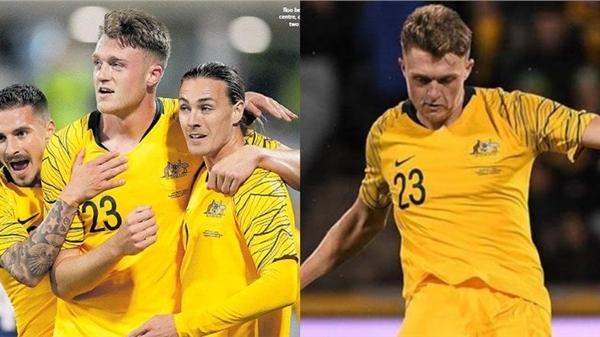 Danh tính cầu thủ Australia – người ghi bàn thắng duy nhất trước Jordan, góp phần đưa Việt Nam vào vòng loại 3 World Cup 2022