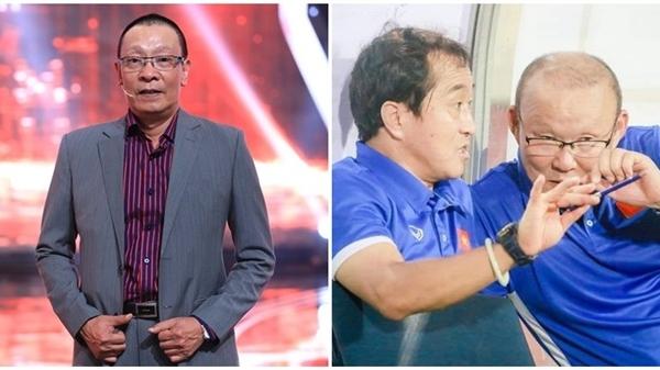 Trước trận đấu giữa Việt Nam và UAE, Lại Văn Sâm làm thơ mô tả lời dặn của HLV Park Hang Seo với trợ lý