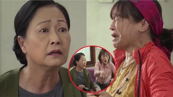 'Hương vị tình thân' trailer tập 18: Bà Bích hứng trọn cốc chè từ bà Dần