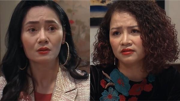 'Hương vị tình thân' preview tập 42: Bà Xuân bị bà Sa mắng 'vuốt mặt không kịp' vì cho rằng Thy không xứng đáng với Huy