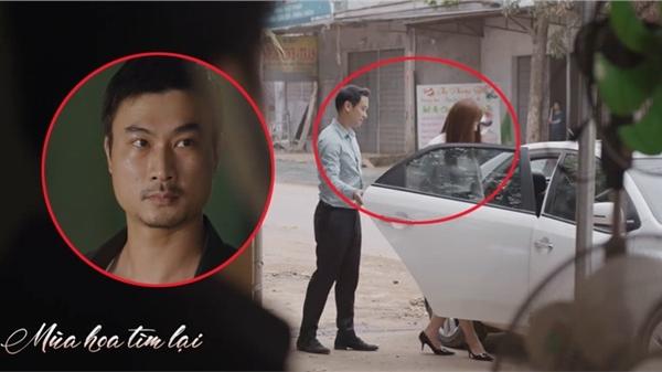 'Mùa hoa tìm lại' preview tập 11: Đồng nóng mặt khi Lệ bước lên xế hộp với Việt