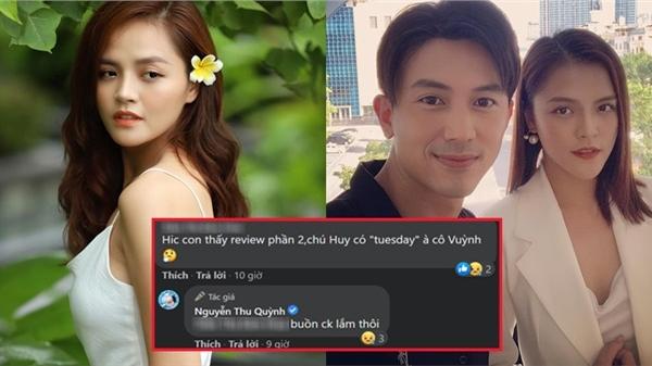 'Hương vị tình thân':Thu Quỳnh tuyên bố Long còn kém hơn Huy nhưng cũng đành ngậm ngùi xác nhận trong tương lai Thy sẽ bị chồng phản bội?