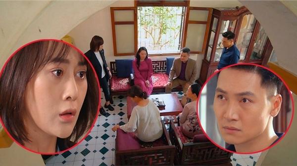 'Hương vị tình thân' preview tập 71: Xuất hiện người đàn ông được bà Xuân thuê cùng những lời cáo buộc khiến Nam phải cay đắng thừa nhận cô lập mưu hại Long