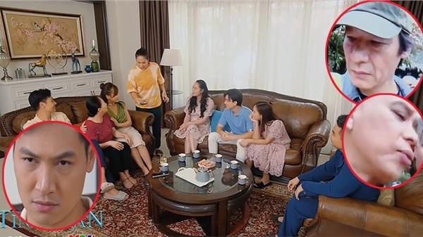 'Hương vị tình thân' trailer tập 41 (p2): Cả nhà Long biết Nam thân thiết với ông Sinh - một người trong giới giang hồ, liệu vị trí dâu trưởng có bị lung lay?