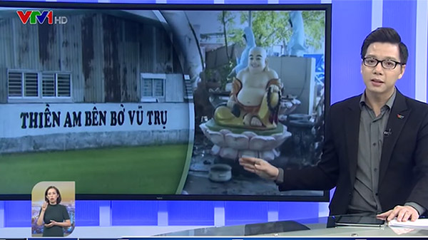 Clip 8 phút của VTV 'bóc trần' thủ đoạn lừa đảo của nhóm 'Tịnh thất Bồng Lai' bất ngờ được dân mạng chia sẻ