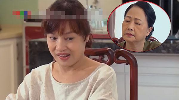'Hương vị tình thân' tập 41: Gật gù nghe bà Bích 'lươn lẹo' lấy lòng bà Dần