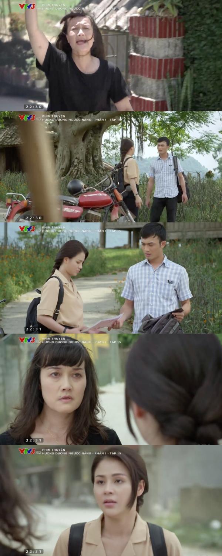 'Hướng dương ngược nắng' tập 15: Vân Dung chết lặng khi biết người đứng sau tất cả, lừa dối mình chính là con gái Lương Thu Trang 5