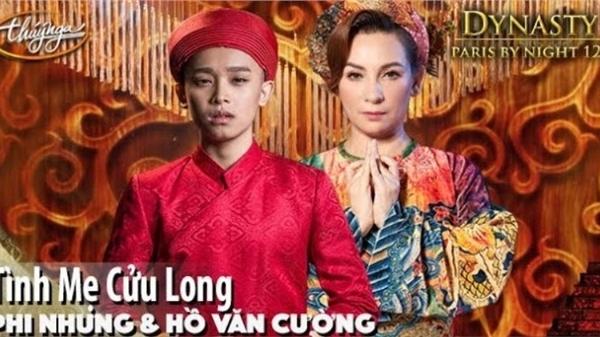 Đại diện của Thuý Nga tiết lộ Phi Nhung từng xin cho Hồ Văn Cường hát tại Paris By Night, tự chi trả mọi chi phí