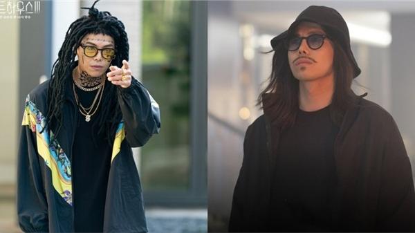 2 lần Park Eun Seok bị biên kịch 'Penthouse' dìm tơi tả: hết hóa trang thành ông thầy lập dị đến anh trai Logan Lee khiến khán giả cạn lời