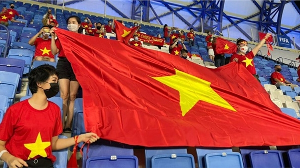 UAE thắt chặt an ninh, kiểm tra kỹ giấy tờ khán giả vào sân xem trận với tuyển Việt Nam