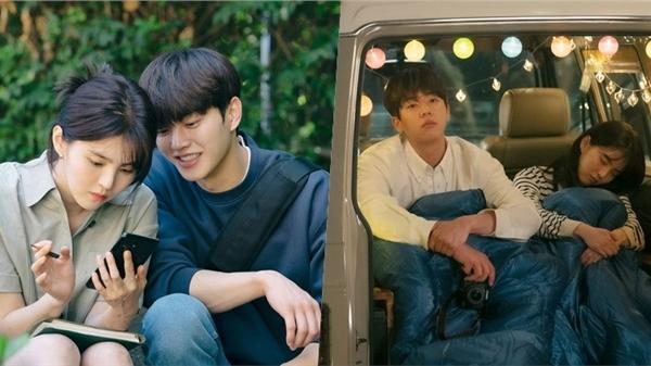 Tam giác tình yêu giữa Song Kang - Han So Hee - Chae Jong Hyeop chính thức bùng nổ trong 'Nevertheless'