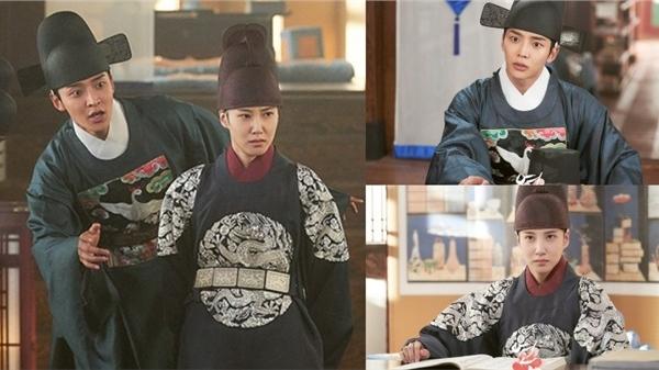 'Luyến mộ' tập 5: Cứ ngỡ Park Eun Bin - Rowoon đã ăn ý, hoá ra biên kịch vẫn chưa chịu quay xe?